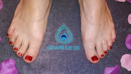 Pedicure Bielsko. Malachit Day Spa
